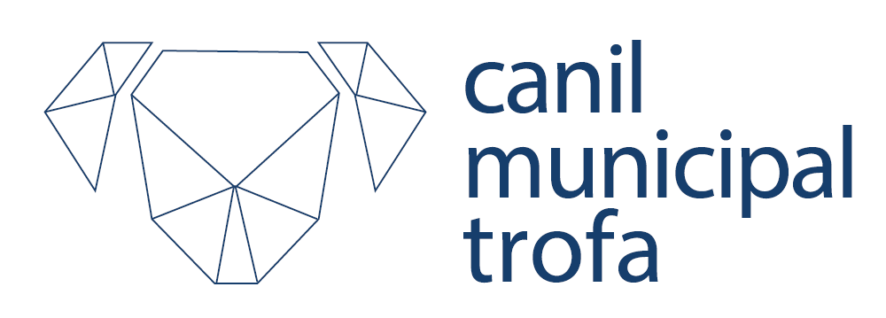 Criação do logo para o Canil da Trofa