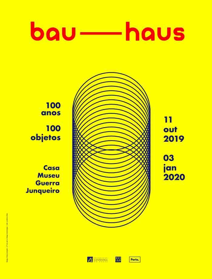 Bauhaus – 100 anos, 100 objetos.